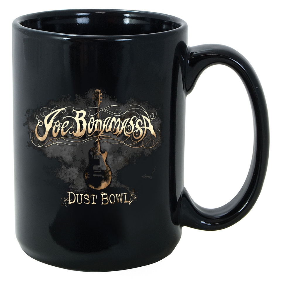 Official Mug of the 2011 Dust Bowl World Tour