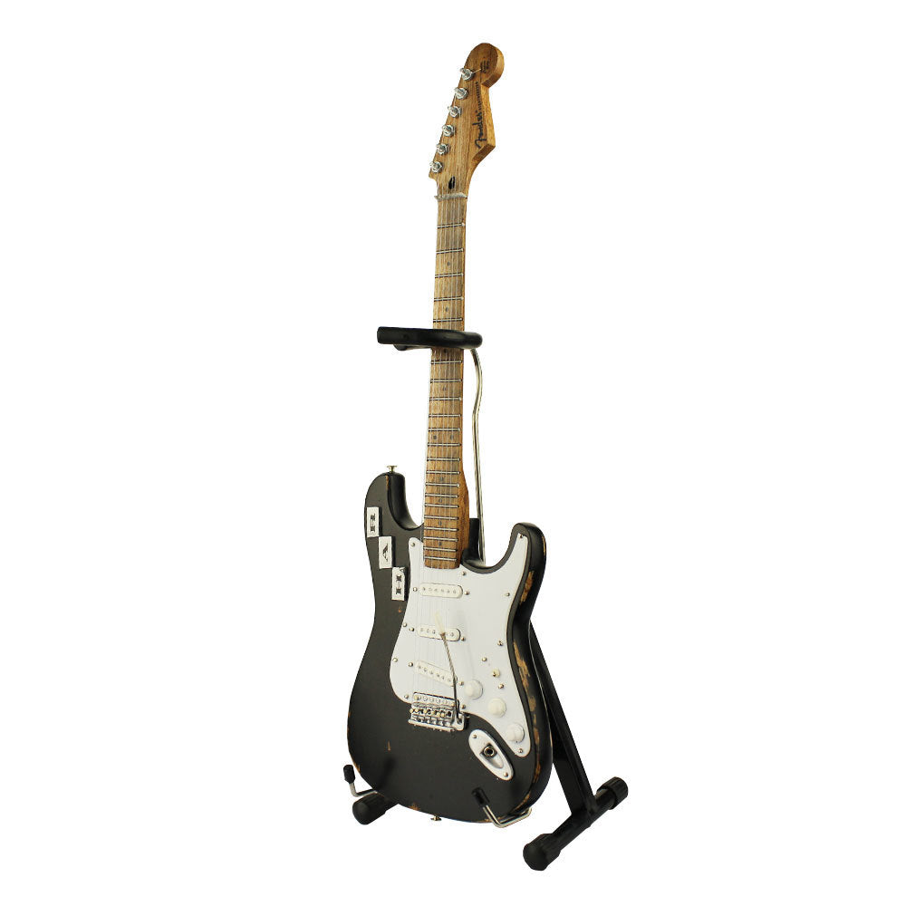 "Joe Bonamassa 1955 Fender Stratocaster - ""Howard Reed"" Mini Guitar Replica Collectible"