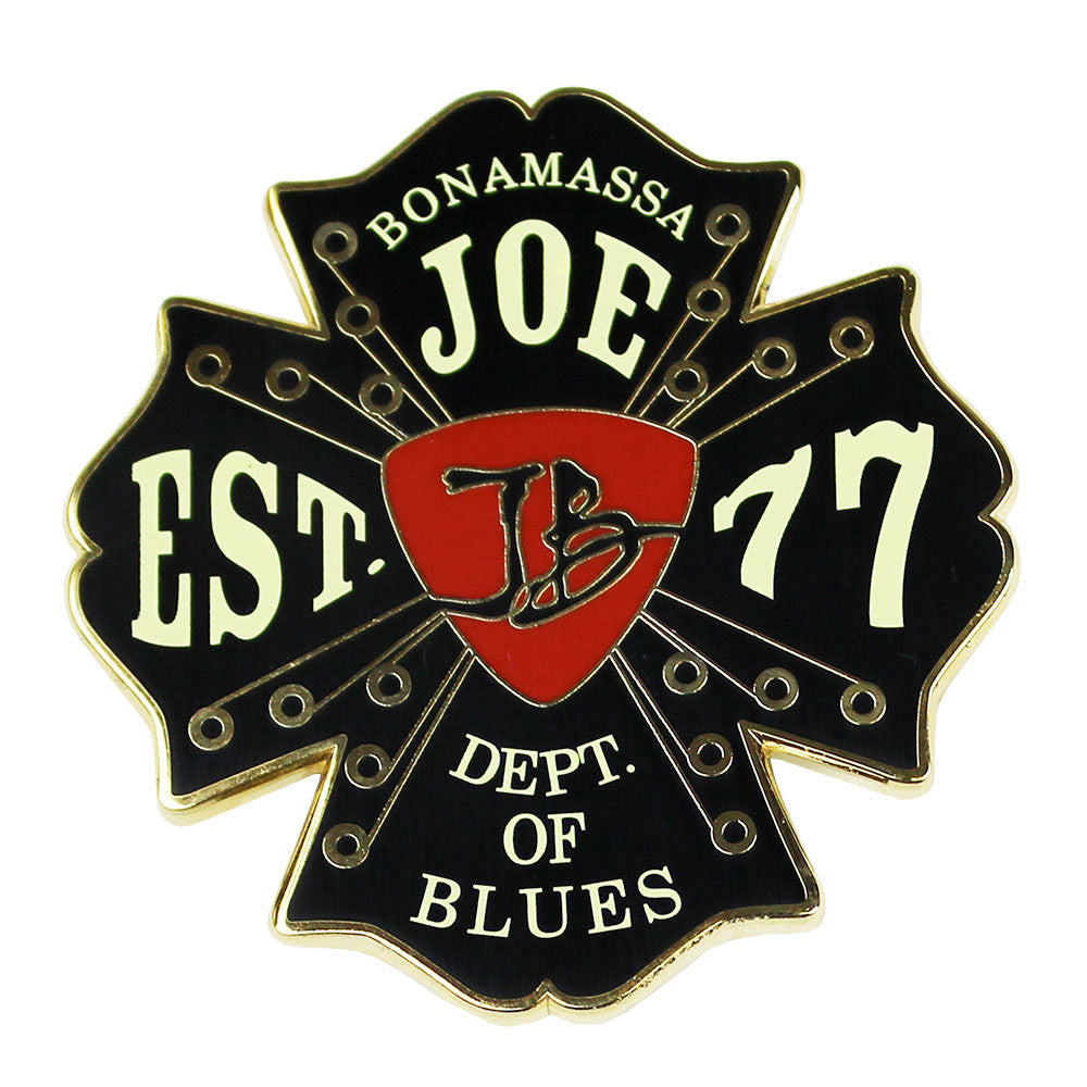 Department of Blues Pin