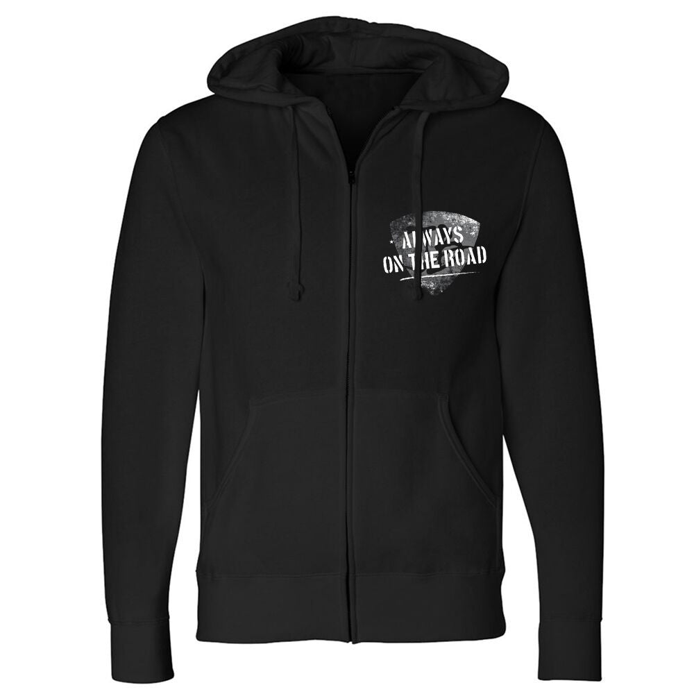 Road Case Zip-Up Hoodie (Unisex)