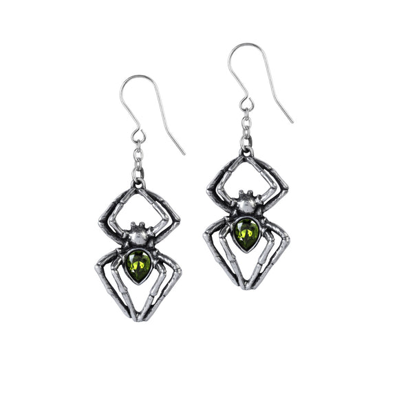 Venom Spider Earrings