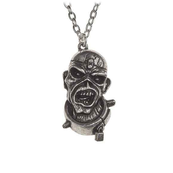 Iron Maiden Eddie Necklace