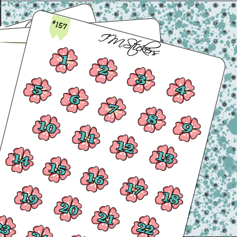 Date Covers Lovely Cherry Blossom Flowers