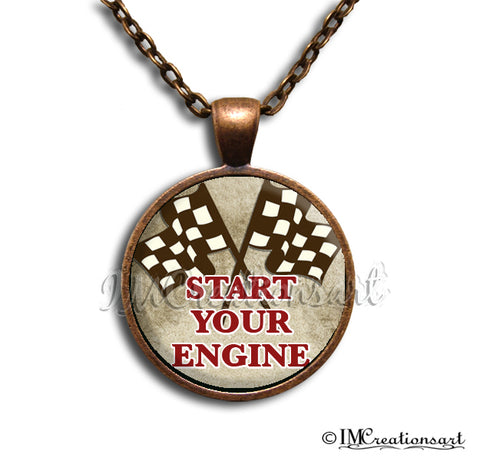 Start Your Engine Racing