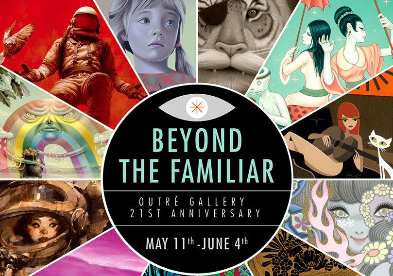 Beyond The Familiar – 21st Anniversary Show