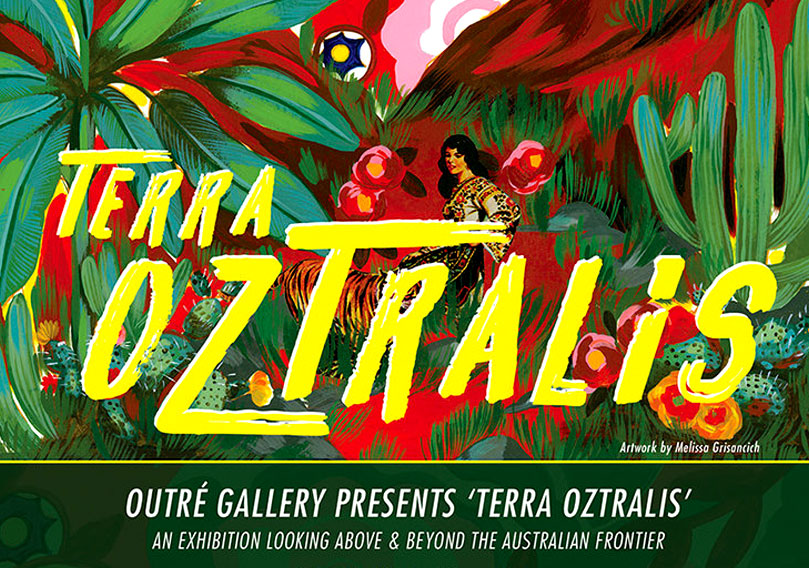 Group Show – Terra Oztralis