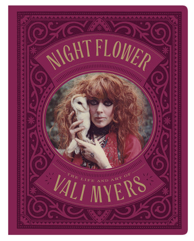 Night Flower: The Life and Art of Vali Myers