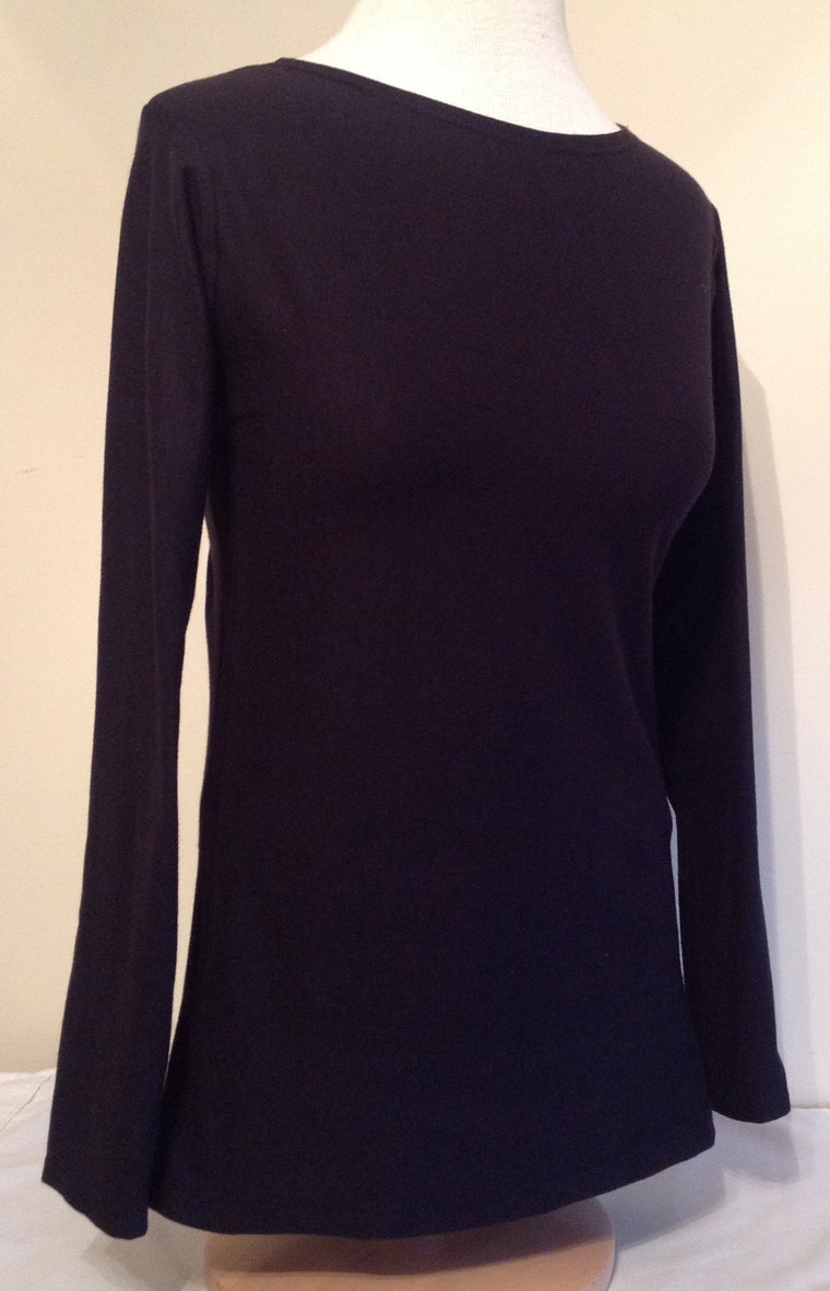 simple long sleeve top