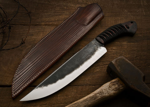 Brush-Beater Camp Knife