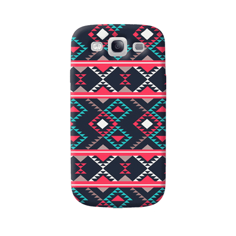 Abstract Tribal Samsung Galaxy S3 Case
