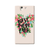 Best Mom Ever Sony Xperia Z Case