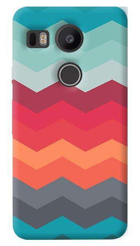 Chevron Levels  Nexus 5X Case