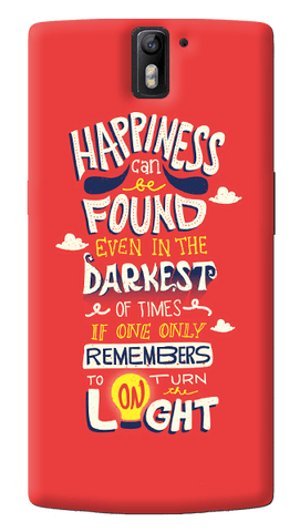 Dumbledore On Happiness Oneplus One