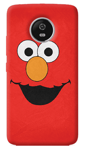 Elmo Motorola Moto G5 Plus Case