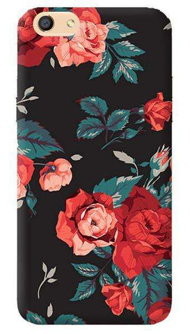 Flower Fashion Oppo F1s Case