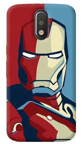 Ironman Retro Motorola Moto G4/ G4 Plus Case