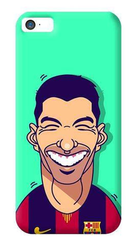 Luis Suarez  Apple iPhone 5/5S Case