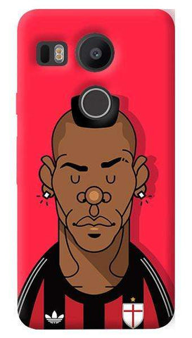 Mario Balotelli   Nexus 5X Case