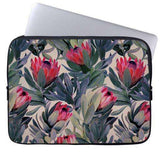 Painted Protea Laptop Sleeve