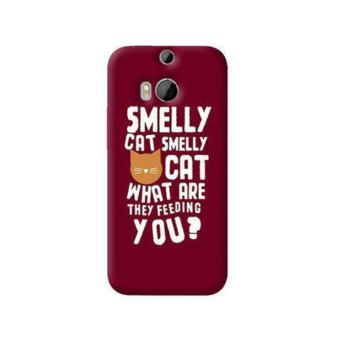 Smelly Cat   HTC One M8 Case