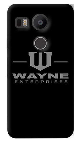 Wayne Enterprises   Nexus 5X Case