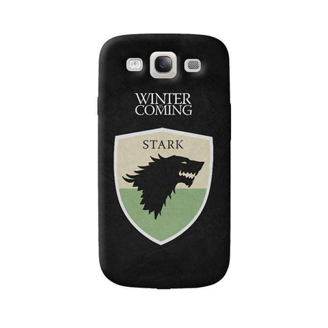 Winter is Coming Samsung Galaxy S3 Case