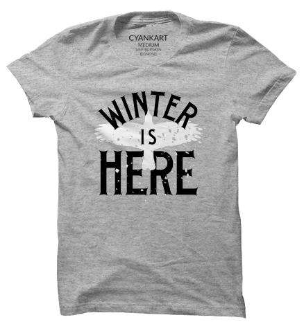 Winter Is Here XXXL T-Shirt