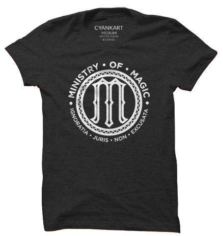 Ministry Of Magic XXXL T-Shirt
