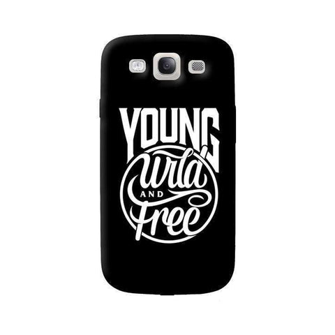 Young, Wild & Free  Samsung Galaxy S3 Case