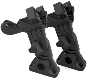Stealth QR-1 Twin Pack with Multi Mount Bases