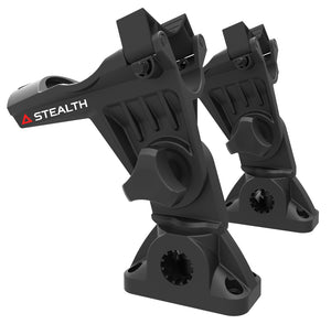 Stealth QR-2 Twin Pack - with Multi-Mount bases