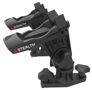 Stealth QR-2 Twin Pack - With Kayak Rail Mounts