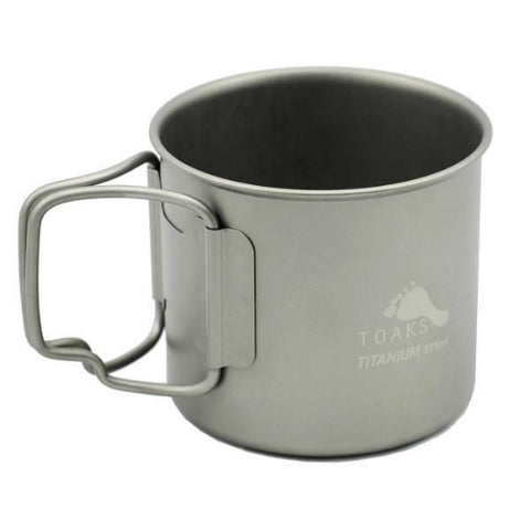 Titanium 375ml Cup by Toaks