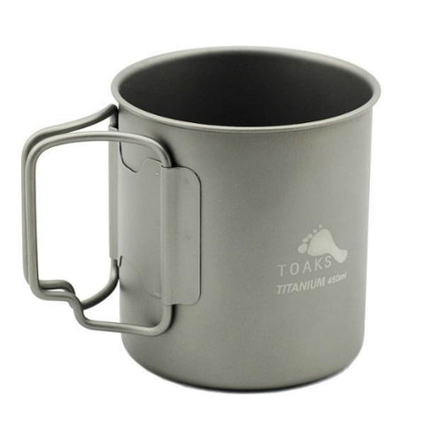 Titanium 450ml Cup by Toaks