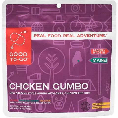 Chicken Gumbo by Good To-Go