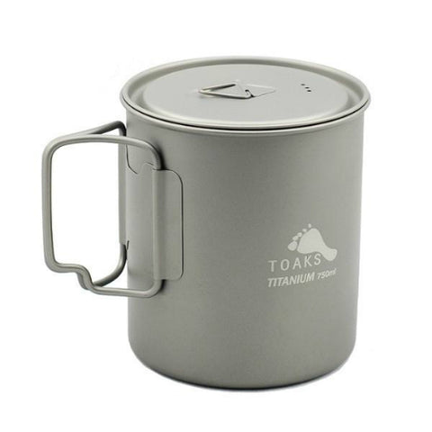 Titanium 750ml Cup by Toaks