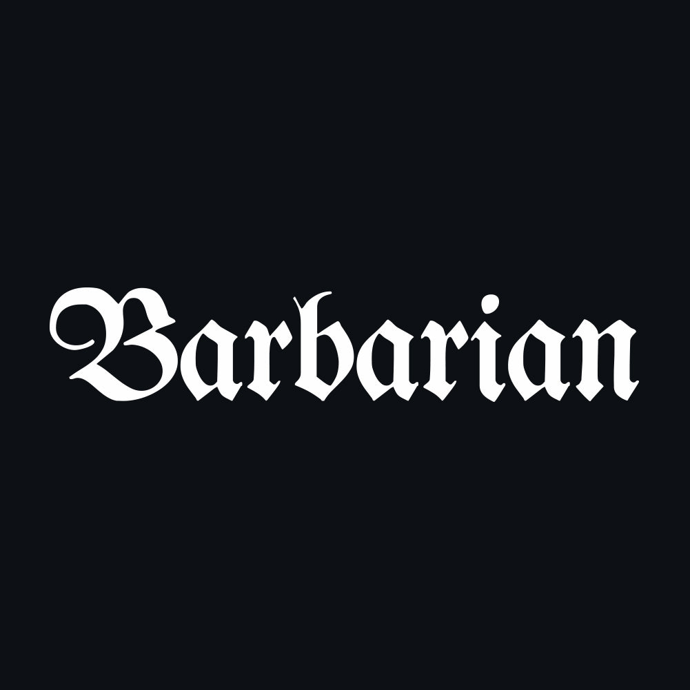 Barbarian Unisex T-Shirt by Sexy Hackers