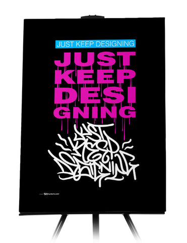 Canvas - Just Keep Designing  - 1
