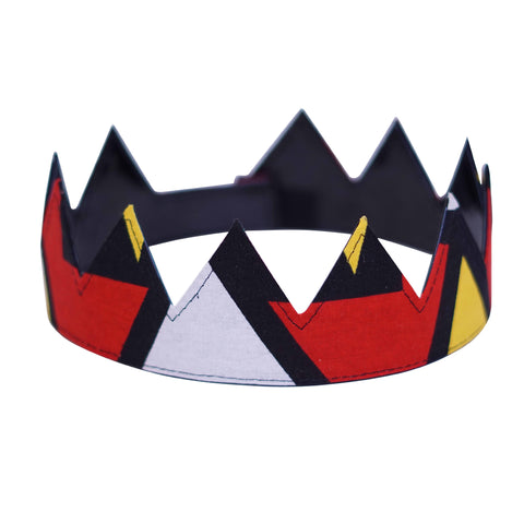 Ankara Print Crown ( Various Styles )