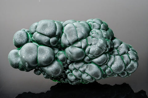Malachite from Shilu Mine, Yangchun, Guandong, China