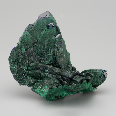 Malachite Pseudomorph after Azurite From Milpillas Mine, Cuitaca, Sonora, Mexico (74.1 grams)