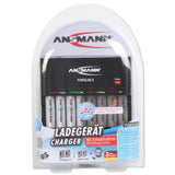Ansmann Powerline 8 Battery Charger
