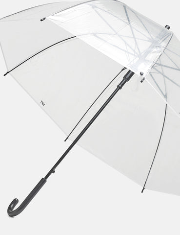 Hay Canopy Umbrella - Clear