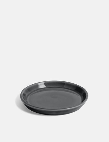 Hay Botanical Family Saucer (Medium) - Anthracite