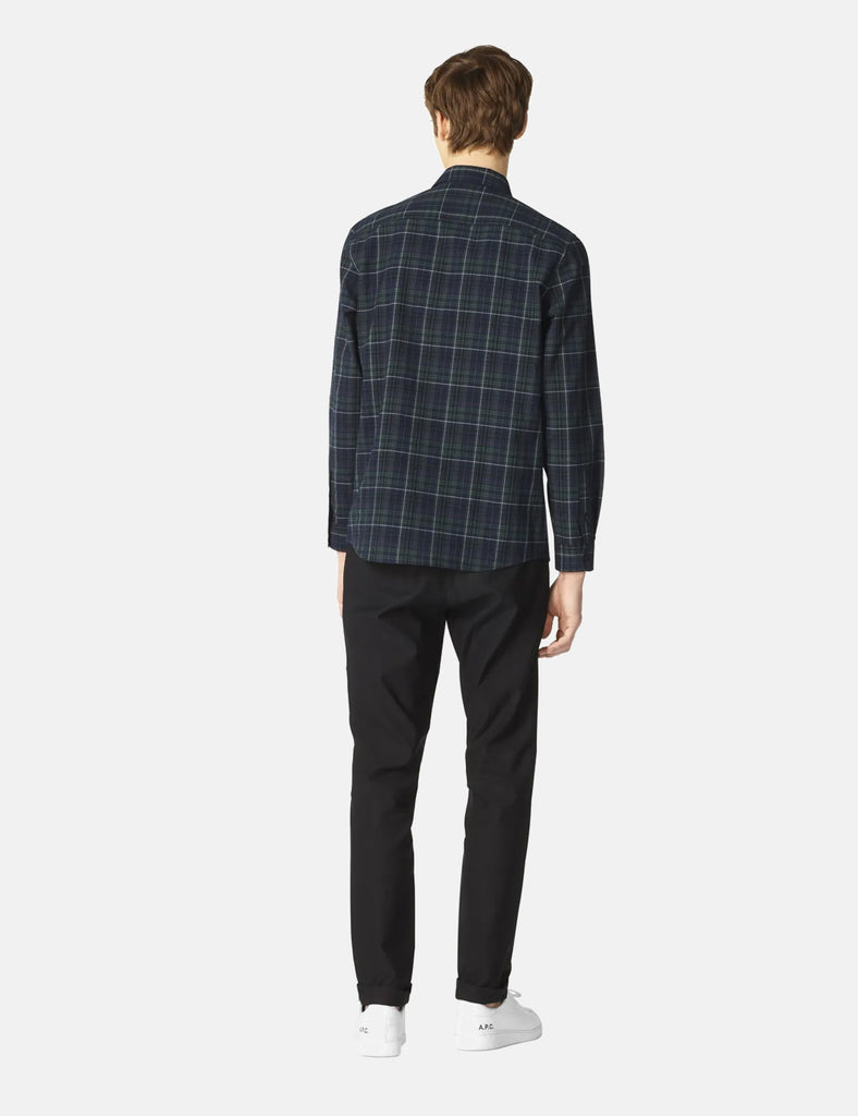 A.P.C. Julien Shirt - Dark Green