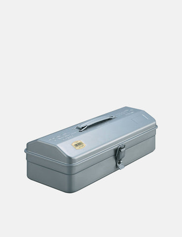 Trusco Metal Toolbox (Y-350SV) - Silver