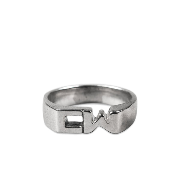 CW RING / SILVER - Clear Weather