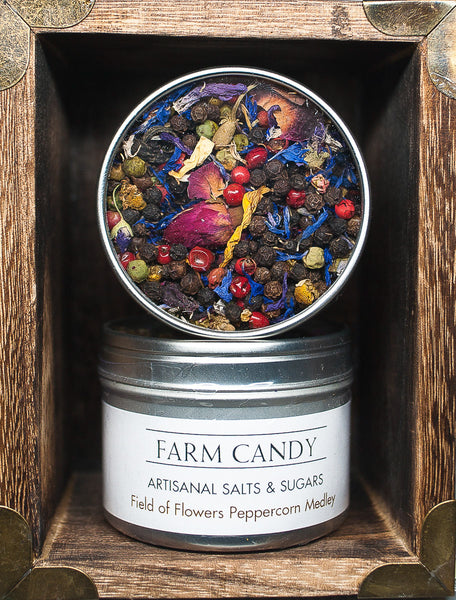 FC Salts Sugars & Spices-Field of Flower Peppercorns