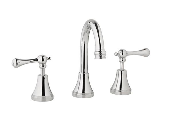 Bastow Georgian Basin Set (Chrome)