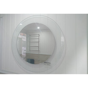 Thermorail Ablaze Signature Round Clear Float Series 750mm RCLF75